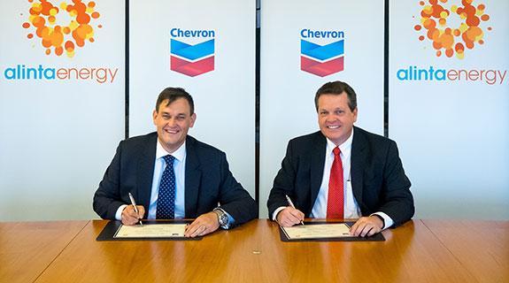 Alinta signs Wheatstone domgas deal