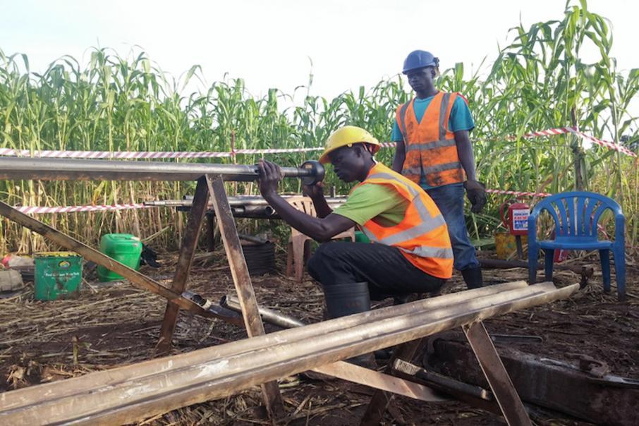 Sipa hits large Nickel / Copper system in Uganda