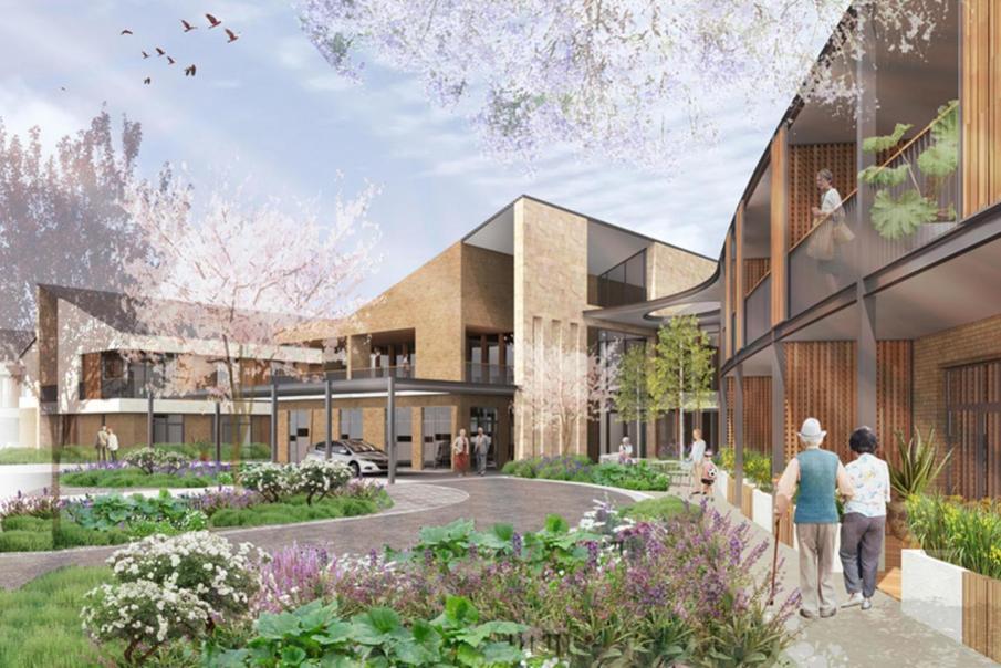 Hall & Prior proceeds with $67m development