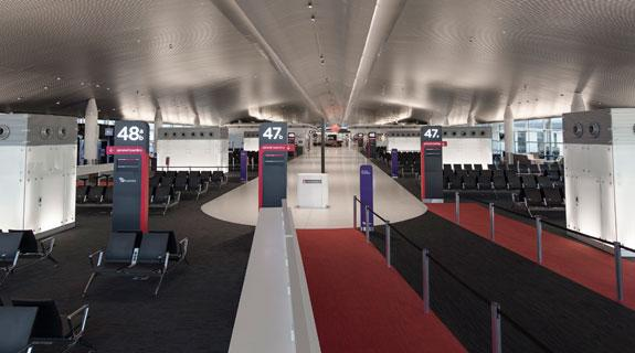 Perth Virgin terminal to set new standards