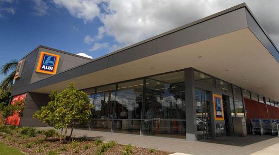 Four Perth Aldis to open in June