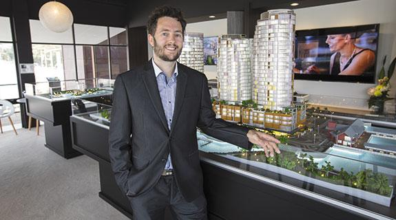 Quay tower developments take off amid early sales