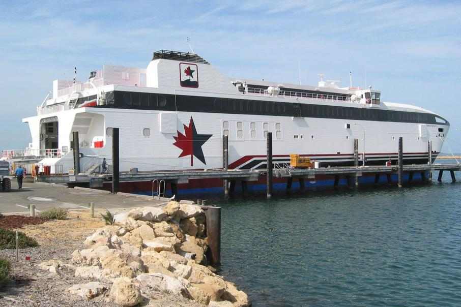 Austal JV to build ferries in China