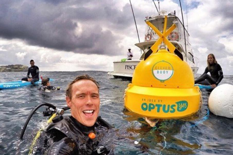 "NSW Gov instigates major new test of Shark Mitigation's ""Clever Buoy"""