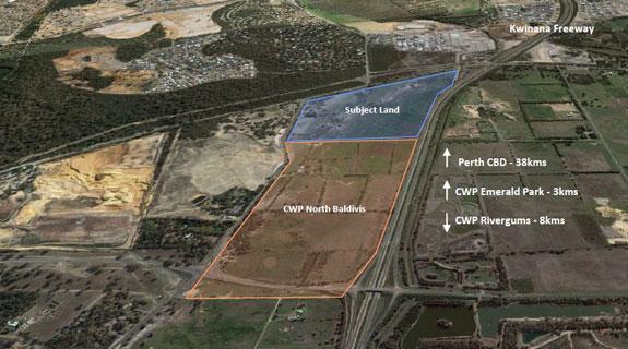 Cedar Woods spends $26m on Baldivis land