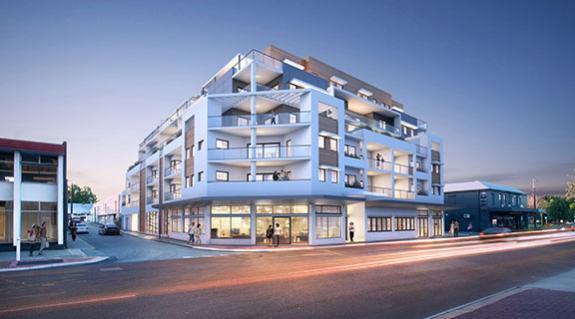 Apartments Key to Perth's Housing Future