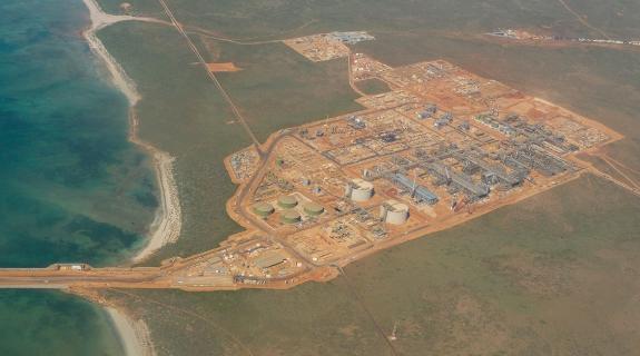 Gas bonanza despite tough climate