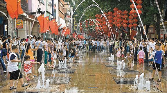 Weak domestic demand in China