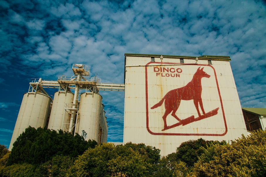 Historic Dingo Flour mill gets new owner