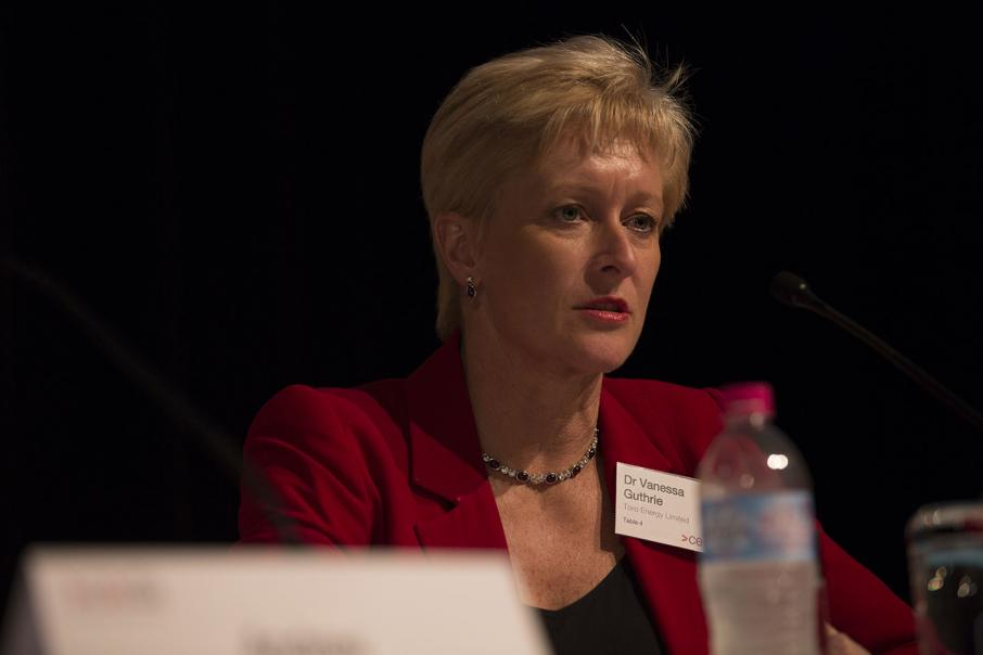 Guthrie named first female MCA chair