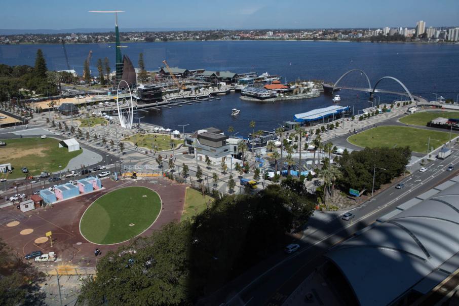 Perth CBD needs a new plan