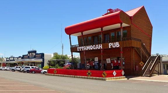 Outback icon coming to the city