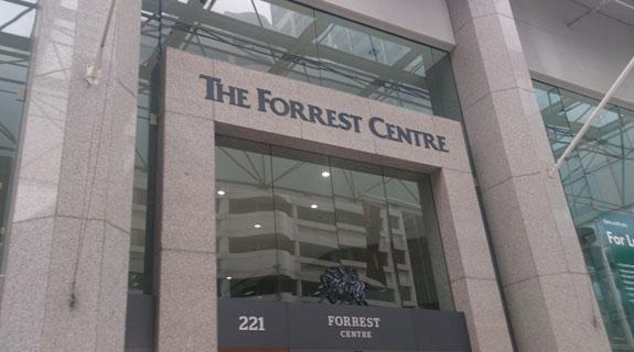 Synergy finalises Forrest Centre deal