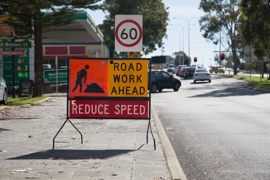 Roadwork backlog nears $850m