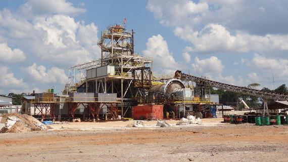 Troy on verge of production from new gold mine