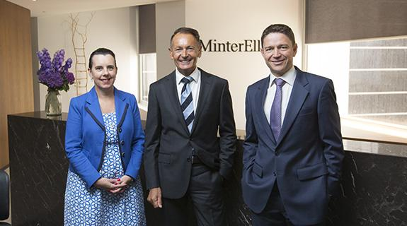 Minter recruits HR practice
