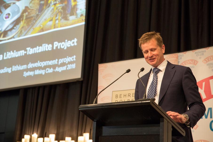 Pilbara Minerals to inject $550m a year into Pilbara region from world scale Lithium mine