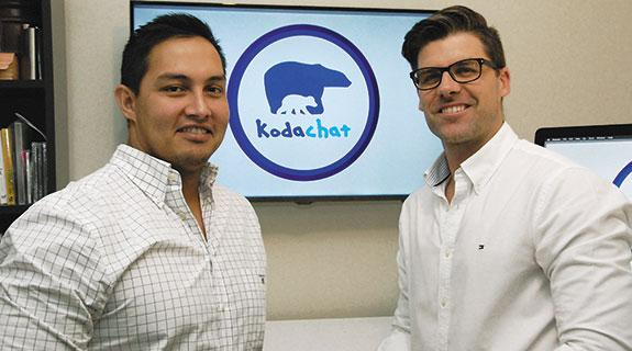 App/Tech business of the week - KodaChat