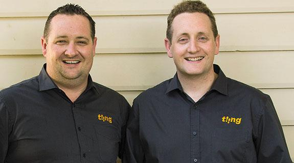 App/tech business of the week - Tiing