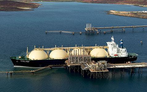 Low price won't dent LNG flow: report