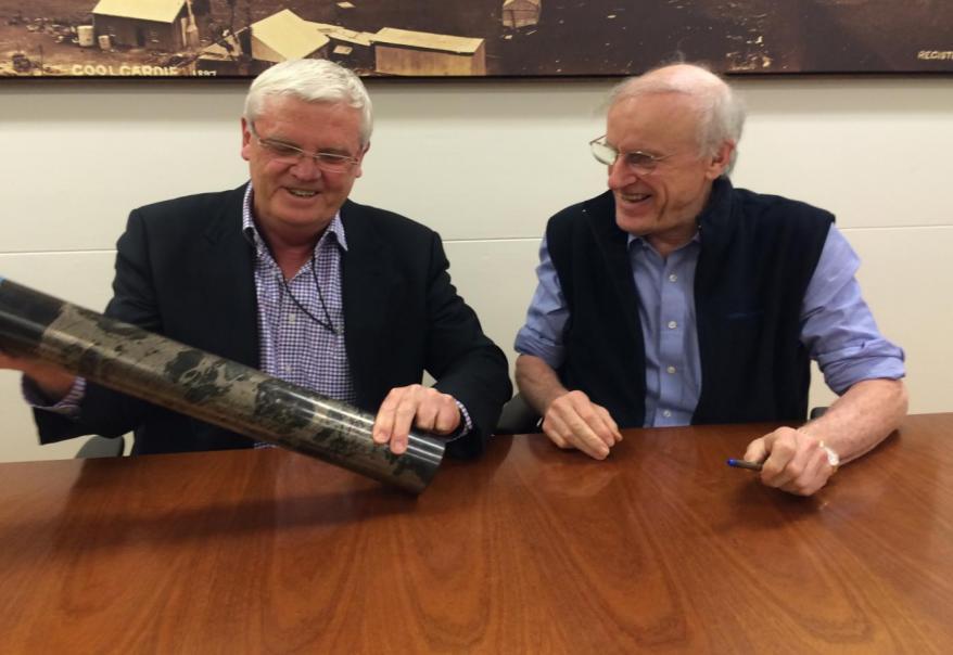 Legend kicks off drilling after narrowing on conductors at Fraser Range