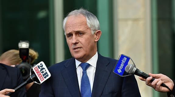 Turnbull to visit Perth in April