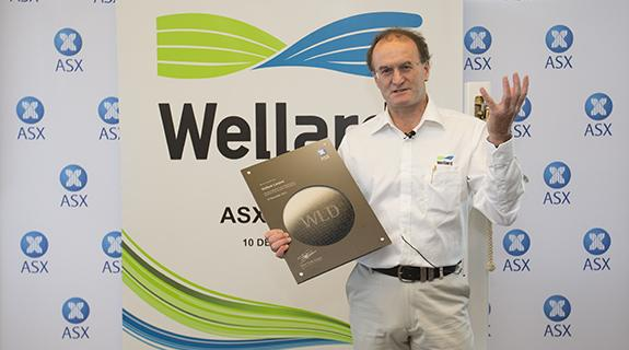Wellard debuts on ASX