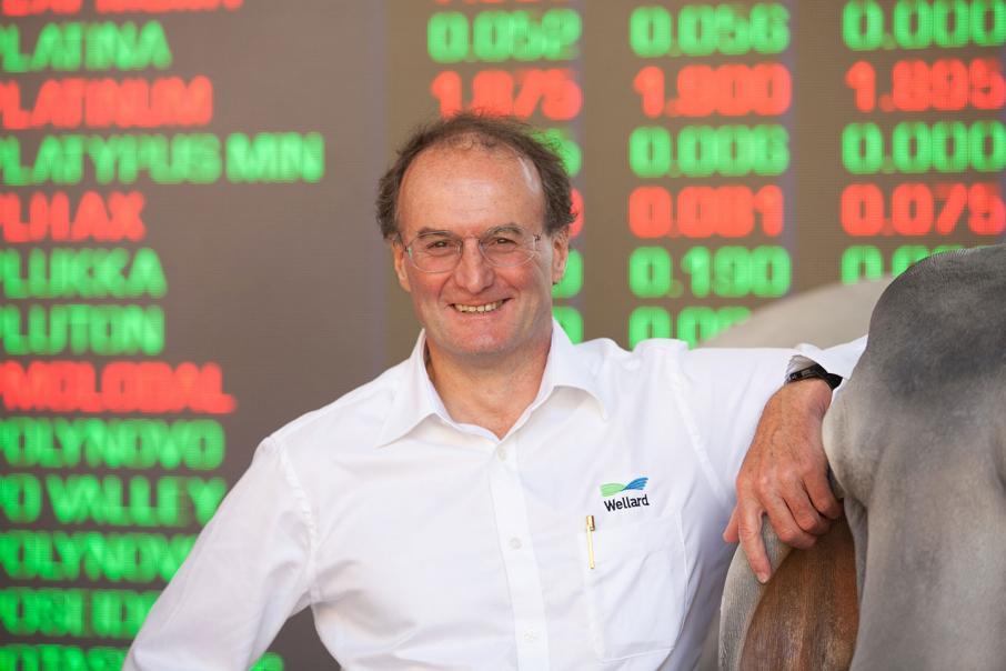 Wellard boss sells big stake to Chinese firm