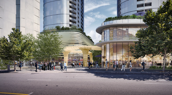 Megamart apartments grow to 67 storeys