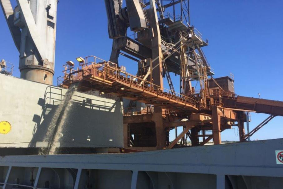 MinRes ships first lithium at Mt Marion