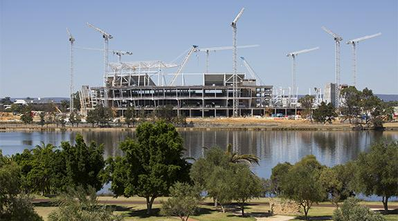 Sydney firm to run stadium