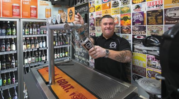 Craft is king for new-age bottlos
