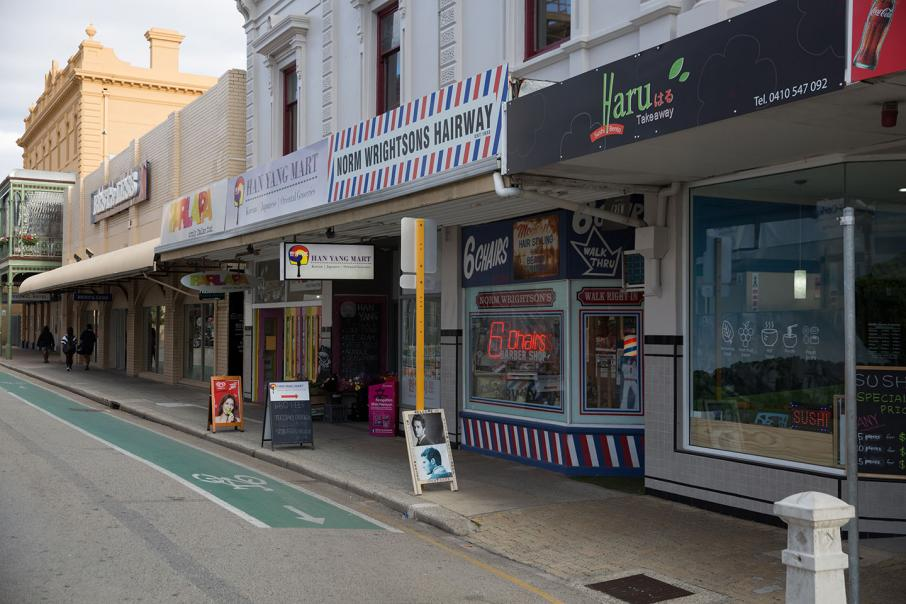 Big business winning out over local stores