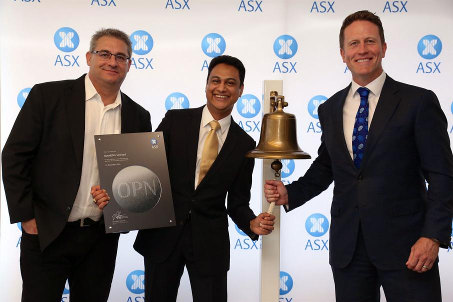 OpenDNA flat on ASX debut