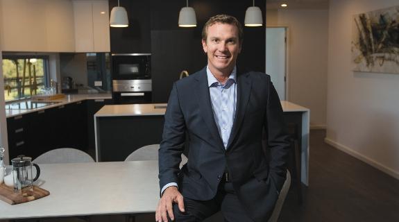 Blackburne builds apartment empire