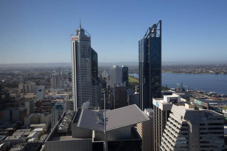 Perth CBD office vacancy hits 25-year peak