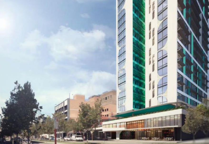 Green light for student living in the city