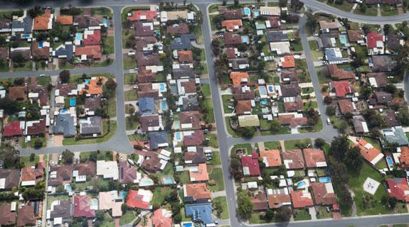 House prices up in March