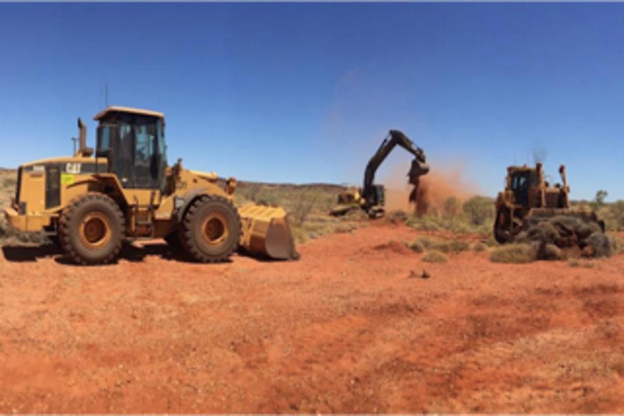 Pilbara Minerals turn first sod at world's largest Lithium development in Port Hedland