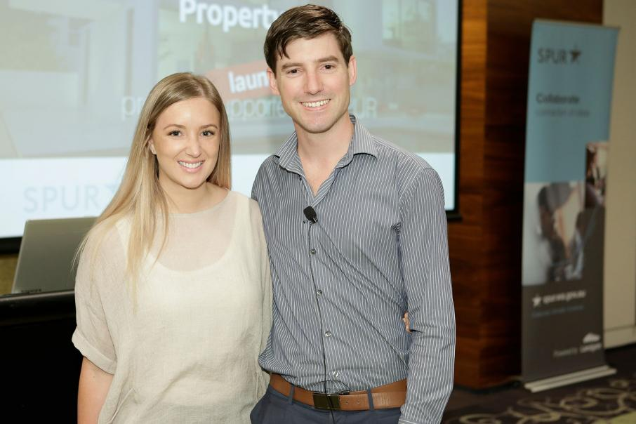 Spur grants for local startups