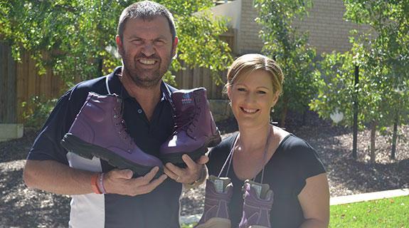 $1m milestones for purple campaigns