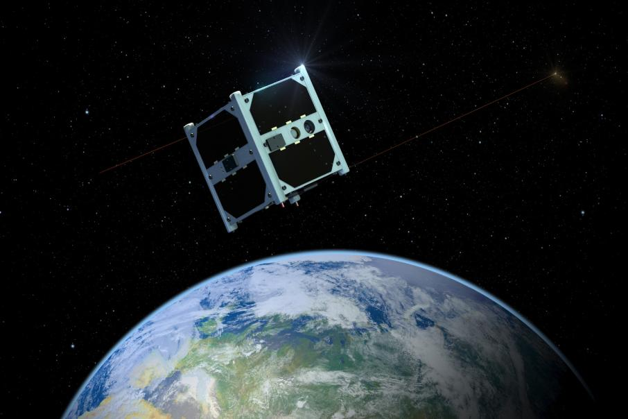 Sky and Space lands new contract ahead of mini satellite launch