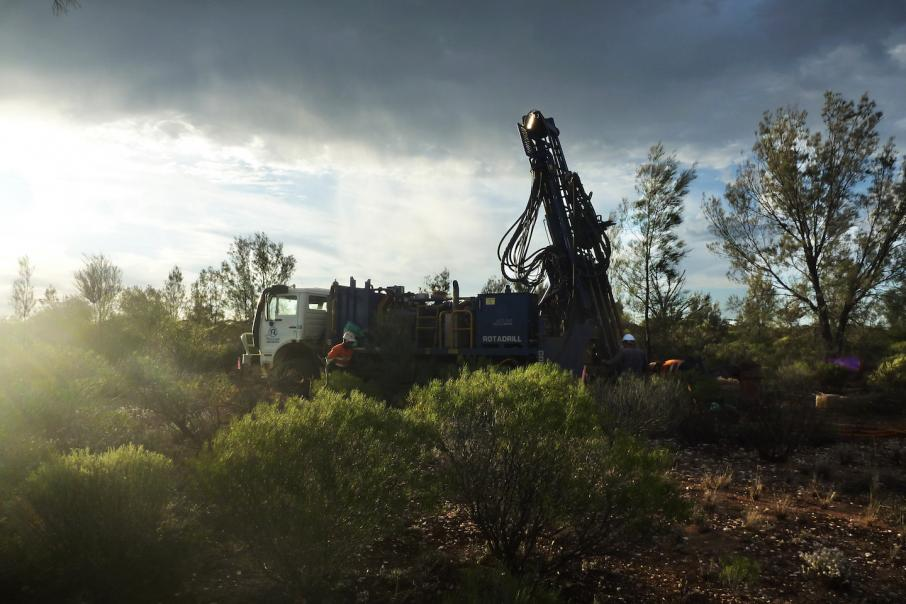 Cashed up Terrain starts drill program at Great Western with an eye on production