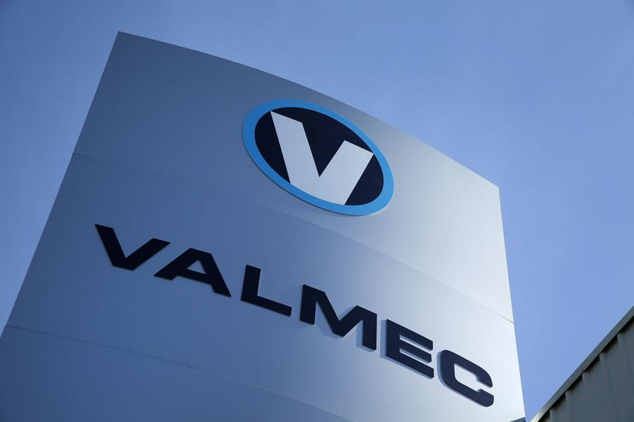 Valmec wins work with Saracen