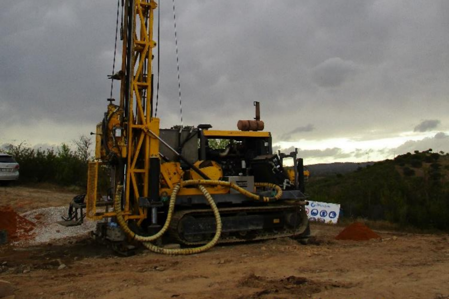 Auroch begins drilling for copper, zinc, Neves Corvo look-a-like in Portugal