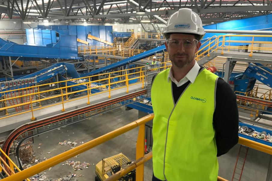 Cleanaway opens new $20m facility