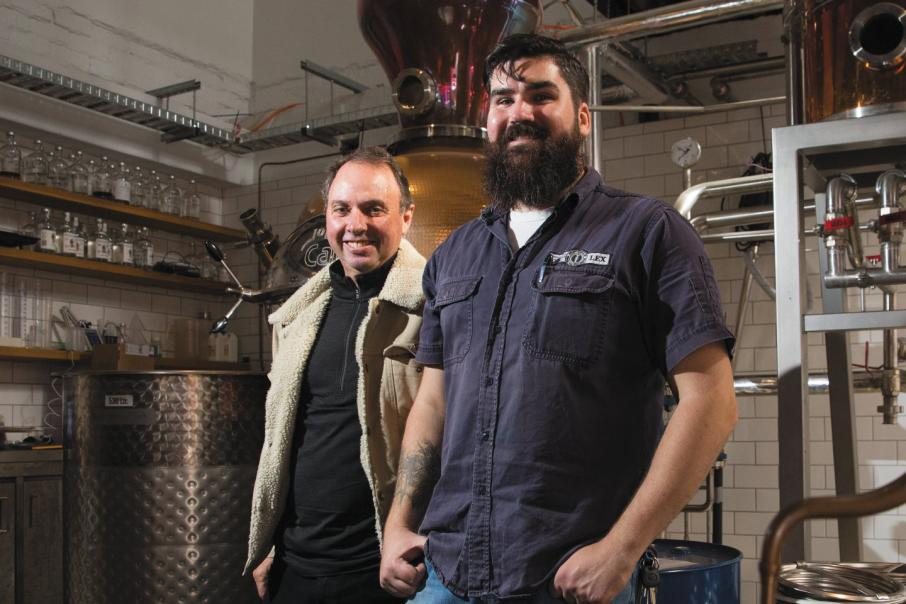 Artisans distil spirits' true essence