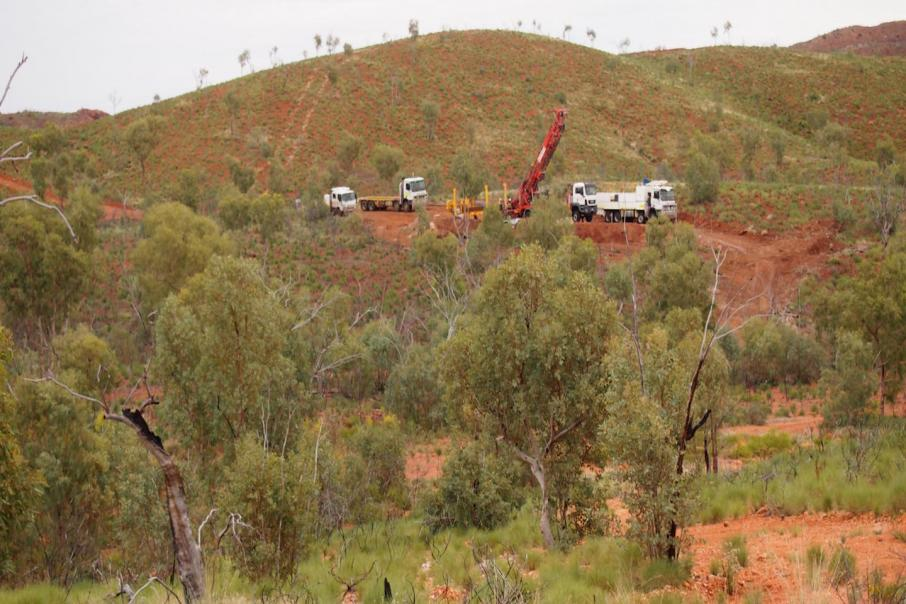 Hammer ramps up drilling in Mt Isa