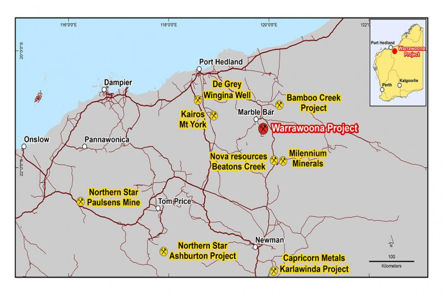 Calidus strikes JV with Canada's Novo Resources