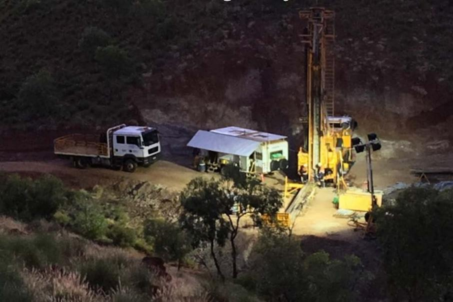 Hammer set to launch drilling blitz in QLD